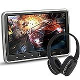 LOSKA 10.1 Inch Digital HD TFT LCD Wide Screen Ultra Thin Headrest Portable