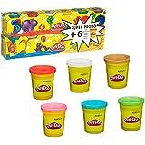 Play-Doh - Set con 12 botes pasta (Hasbro 230231860)