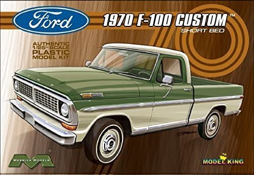 Amazon Com Moebius 1970 Ford Pickup Toys Games