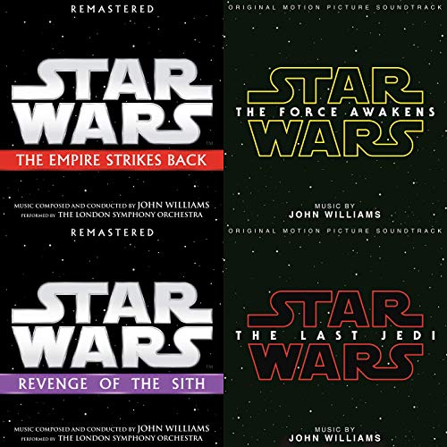 Star Wars: Best of the Dark Side (Star Wars Return Of The Jedi Soundtrack)