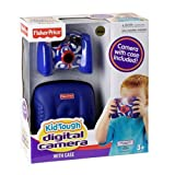 : Fisher Price Kid Tough Digital Camera with Case - Blue