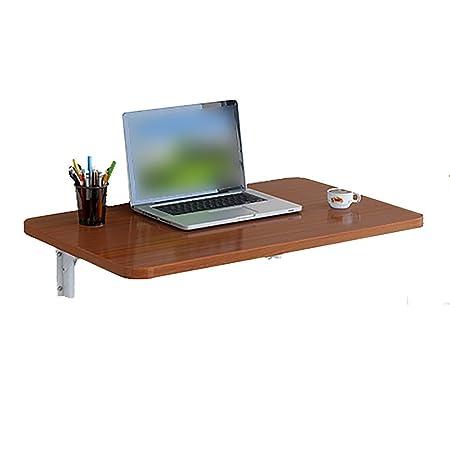 Wghz Invisible Mesa de Pared Mesa de Comedor Simple Escritorio de ...
