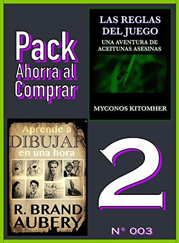 Descargar Libro Pack Ahorra Al Comprar 2 - 003: Las Reglas Del Juego: Una Aventura De Aceitunas Asesinas & Aprende A Dibujar En Una Hora Myconos Kitomher