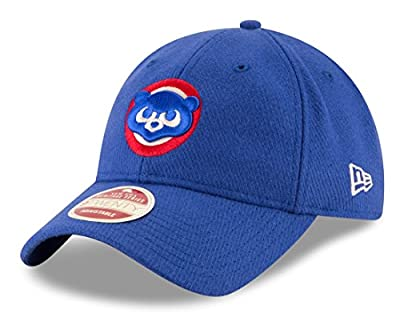 "Chicago Cubs New Era MLB 9Twenty Cooperstown ""Team Front"" Adjustable Hat - 1984 from New Era"