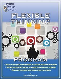Book Flexible Thinking Program by Mullin Ph.D Melissa (2013-03-07)