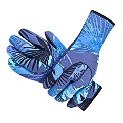 Wear your DiNeop 3MM neoprene water gloves for any aquatic activities, your hands will be comfortably warmly protected! However, if you're not fully satisfied with your purchase, you are welcome to return any unworn and unwashed items with ta...