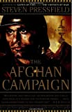 Book cover for The Afghan Campaign: A Novel