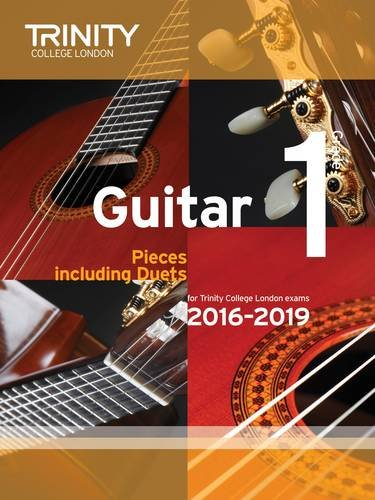Guitar 2016-2019. Grade 1