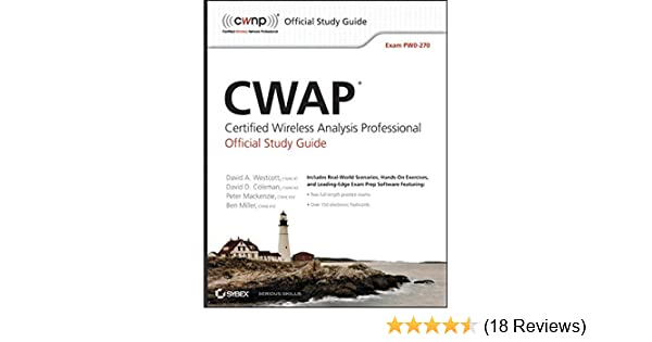 CWAP Certified Wireless Analysis Professional Official Study