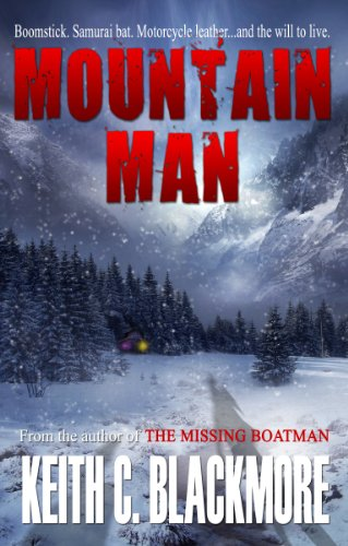 Mountain Man by [Blackmore, Keith C]