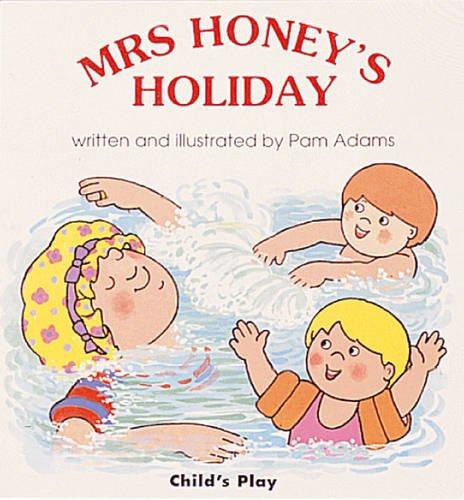 Mrs Honey's Holiday (Early Reading S)