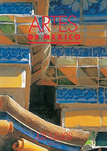 Azulejos (Tile), Artes de Mexico # 24 (Bilingual edition: Spanish/English) (Spanish and English Edition)