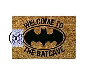 DC Comics Felpudo Welcome To The Batcave 40 x 60 cm