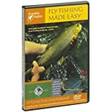 Scientific Anglers Fly Fishing Made Easy DVD Video Fly Fishing Training Video Guide