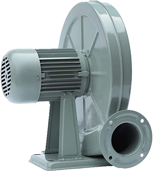 Soplador de aire eléctrico silencioso centrífugo, ventilador de ...