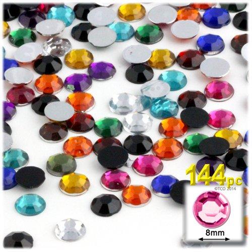 8 Mm Round Acrylic - 5