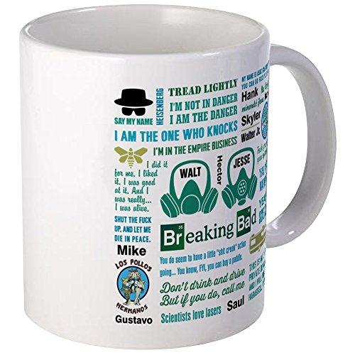 CafePress Breaking Bad Mugs Unique Coffee Mug, Coffee Cup