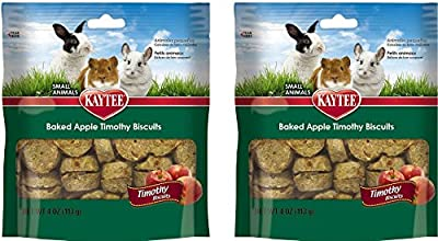 Kaytee Timothy Biscuits Baked Apple Treat