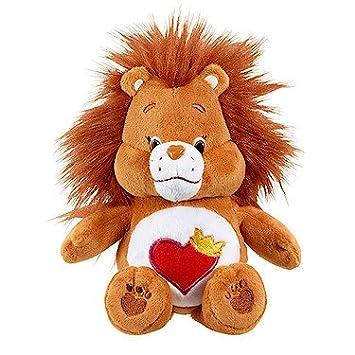 Vivid Imagination, Juguete de peluche de Los osos amorosos, León Corazón Valiente (Multicolor