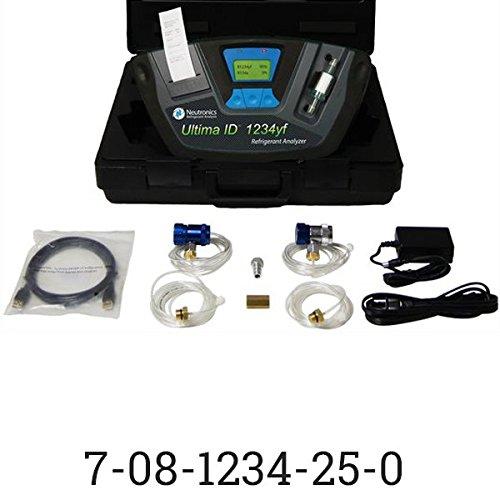 Neutronics 7-08-1234-25-0 Ultima ID Refrigerant Analyzer (Model RI-2012yfp)