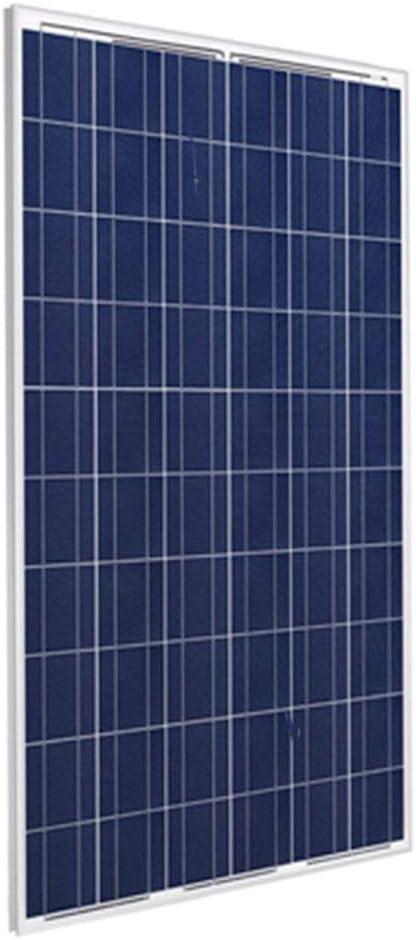 Placa Solar 270w Panel Solar Fotovoltaico Polycrystalline con Cables y Conectores