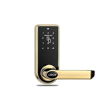 TDJDYQ Electrónico Contraseña Pantalla táctil Inducción Puerta de inicio / Cerraduras de oficina Entrada sin llave