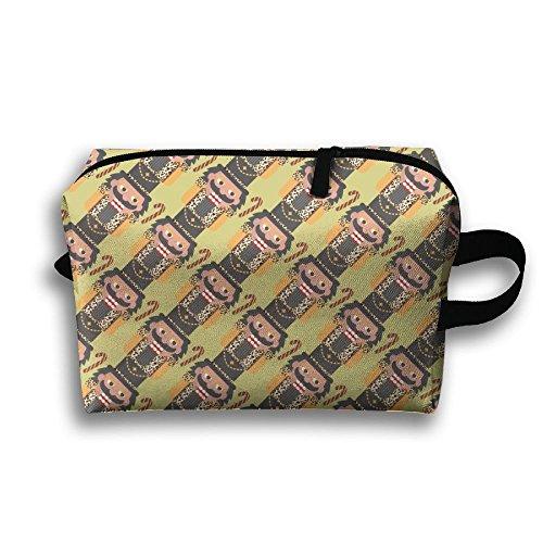 Ballet Nutcracker Pouches Bags Cosmetic Bag Tote Shopping Bag High Elasticity For Couple by Libra