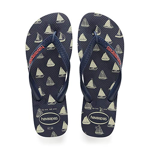 Top Chanclas Eu Navy Unisex 4368 Adulto Blue 37 Havaianas Nautical 38 BUqwPU