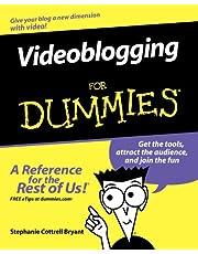Videoblogging For Dummies