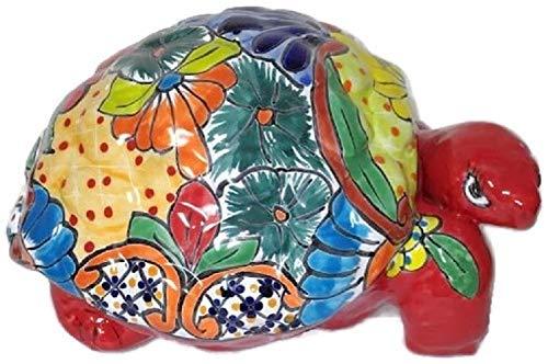 Talavera Bob The Turtle (Red)
