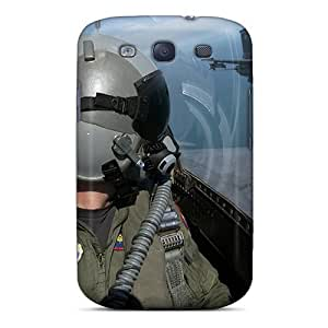 [cvYoTku2370yyPnL]premium Phone Case For Galaxy S3/ Air Force Tpu Case Cover