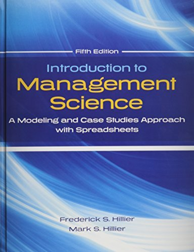 Amazon introduction to management science ebook frederick introduction to management science by hillier frederick hillier mark fandeluxe Gallery