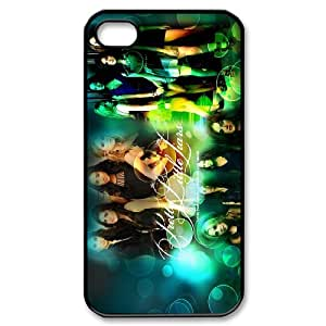 TOSOUL Customized Print Pretty Little Liars Pattern Back Case for iPhone 4/4S