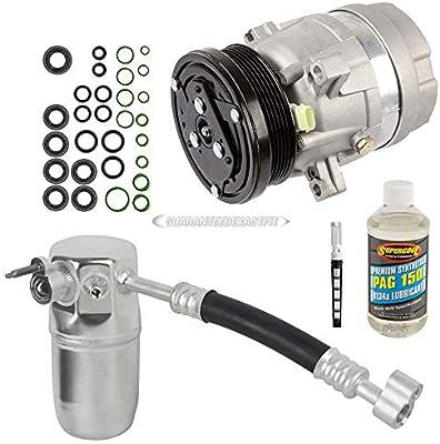 OEM AC Compressor w// A//C Repair Kit For Chevy Camaro /& Pontiac Firebird