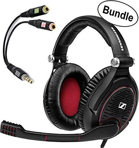 Sennheiser GAME ZERO PC Gaming Headphone 506079  & Sennheise
