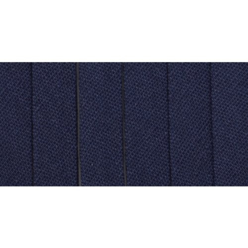 Wrights 117-201-055 Double Fold Bias Tape, Navy, - Tape Hem Wrights