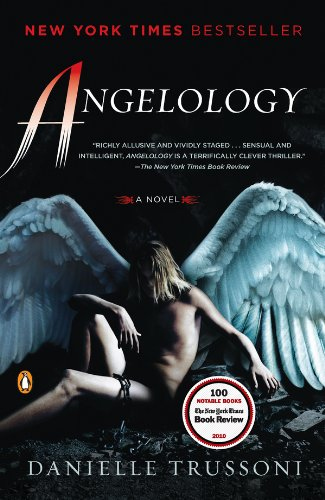 Angelology: A Novel (Angelology Series Book 1) cover