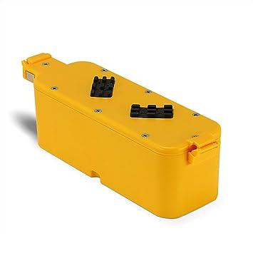 POWERAXIS 14.4V 3300mAh Ni-MH Aspiradora Bateria batería para iRobot Roomba 400 Series 400