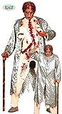 Zombie Großmutter Kostüm