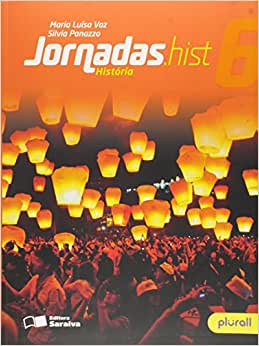 Jornadas - História. 6º Ano - 9788547212612 - Livros na