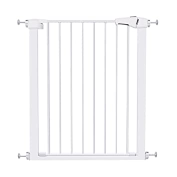 Amazon Com Tall And Narrow Baby Gates For Doors Pressure Fit