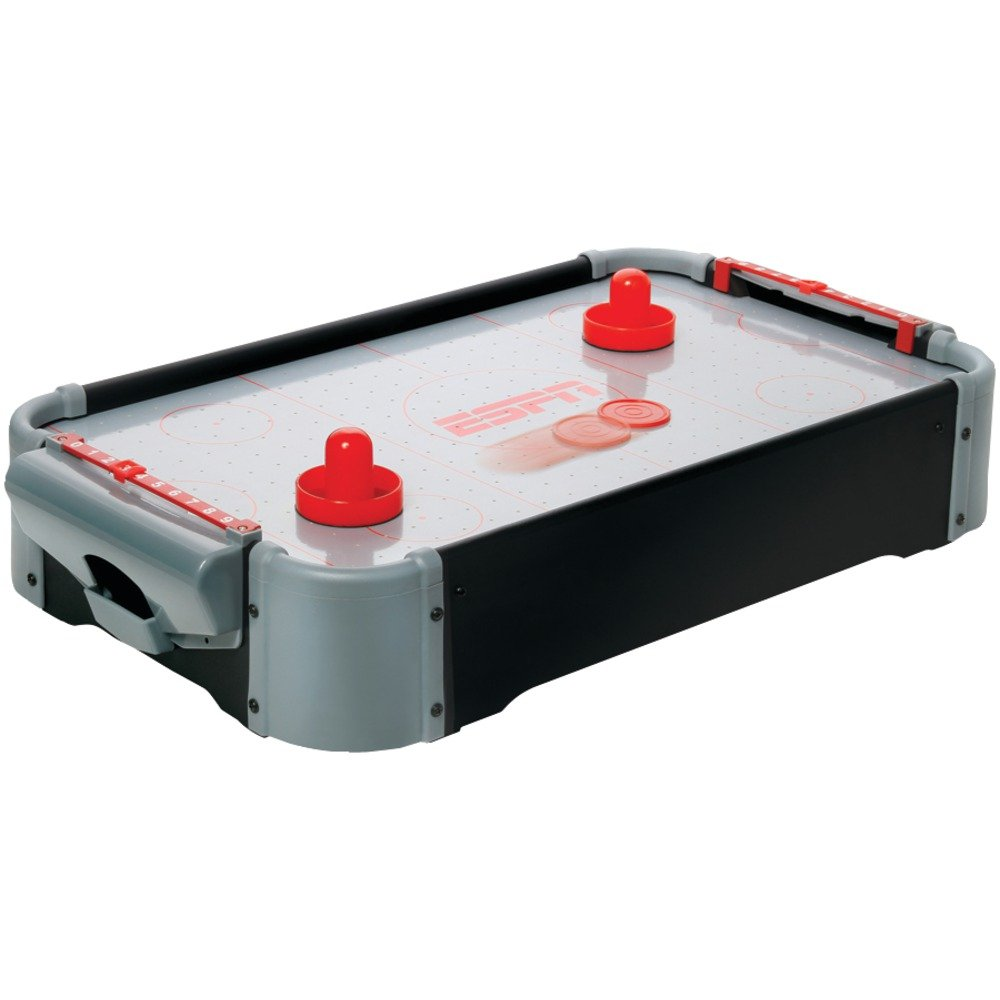 Amazon.com : STLA154001   ESPN 154001 ESPN Air Hockey Tabletop : Sports U0026  Outdoors