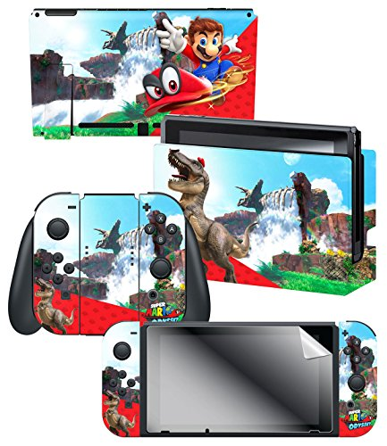 Controller Gear Super Mario Odyssey: