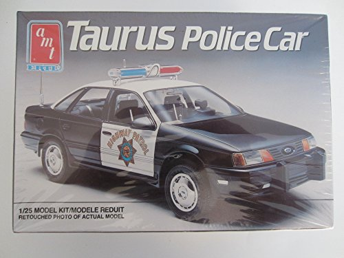 1990 Ford Taurus 4 door Police car - Ford Taurus Car Police