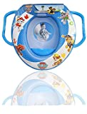 Child's Soft Cushioned Toilet seat (Training Seat) (Portable Potty) (Paw Patrol) with Handle