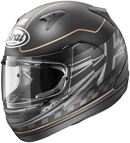 Arai Signet-Q UK Flag Black Frost Full Face Helmet - - Signet Uk