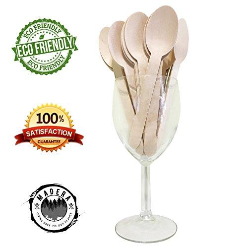 natural bar spoon - 1