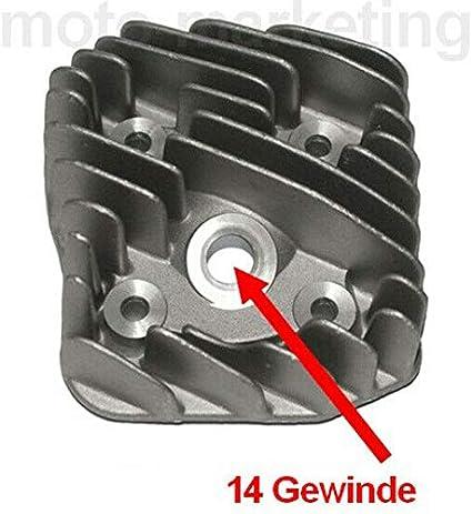 70 Racing Zylinder KIT Nadel Lager Kopf KOMPLETT f/ür Peugeot ELYSEO Metal X FIGH Zylinderkit Unbranded