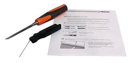 Amazon.com: heliocol Kit de herramientas de reparación para ...