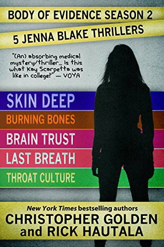 Body Of Evidence Season 2 Five Jenna Blake Thrillers Skin Deep